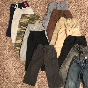 Other - 3T Boys Long Pants Bundle (13 pairs)